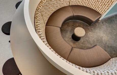 Novartis Office, Location: Cambridge MA, Architect: CBT Architects