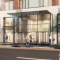 399 Boylston Exterior Alt Canopy revised v2 with trees