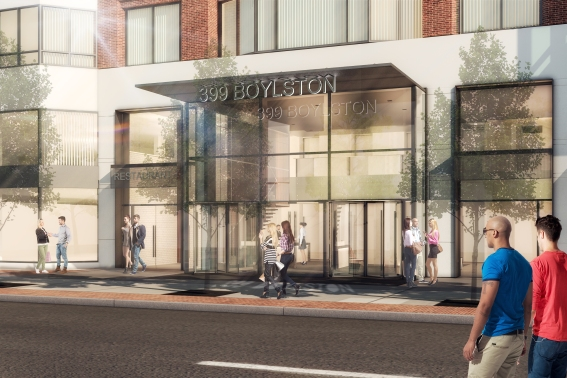 399 Boylston St - Boston Ma