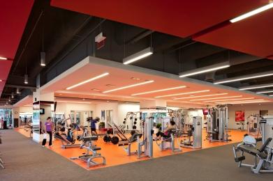 New Balance Fitness Center Brighton, MA