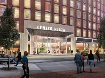 Center Plaza - Boston MA
